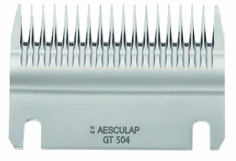 Stříhací nože na skot Aesculap