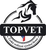Vitamíny pro koně Topvet