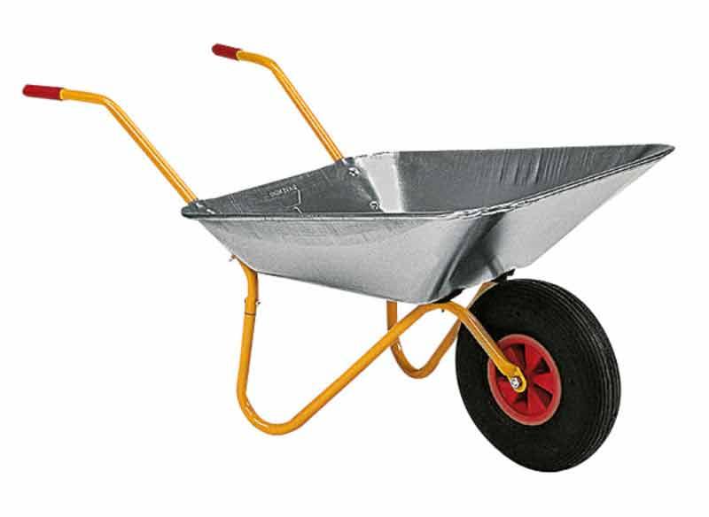Kolečka, vozíky, rudlíky