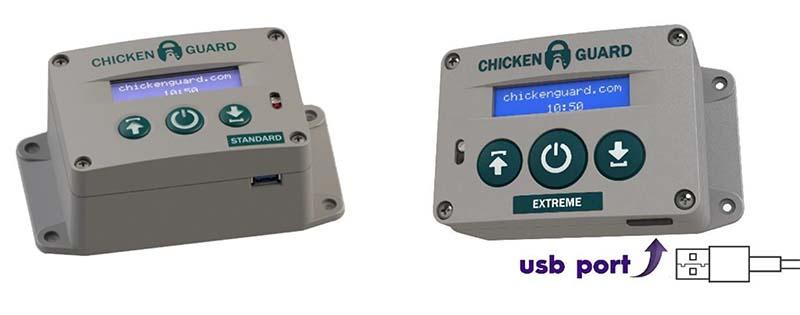 ChickenGuard © Standard, Premium and Extreme