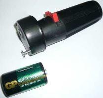 Motorek na gril bateriový 1,5V na kuřata