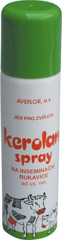 Kerolan lubrikační sprej na rukavice 150 ml