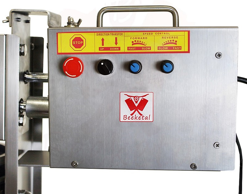 Elektrický pohon BEEKETAL ESS01 pro plničky klobás BT03, BT05 a BT07