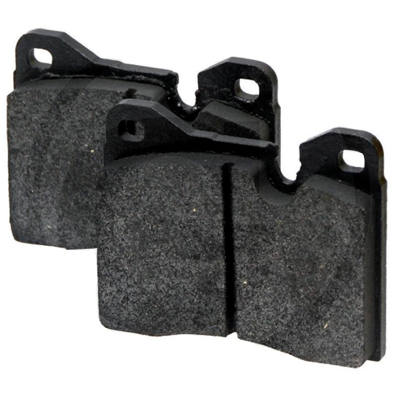 Sada 2 ks brzdových destiček pro nožní brzdu vhodná pro Deutz-Fahr 90 x 15 x 70 mm