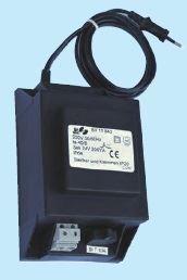 Transformátory La GÉE 230V / 24V pro topné patrony a vyhřívání napáječek
