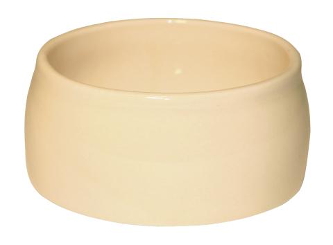 Keramická kameninová miska 250 ml na krmivo pro králíky, psy, kočky