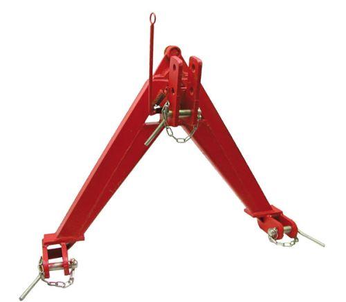 Trojúhelníkový mezirám kat. 2 zesílené provedení do 1400 kg (1)