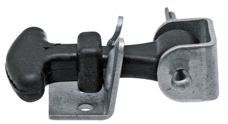 Držák kapoty traktoru krátký komplet s držákem