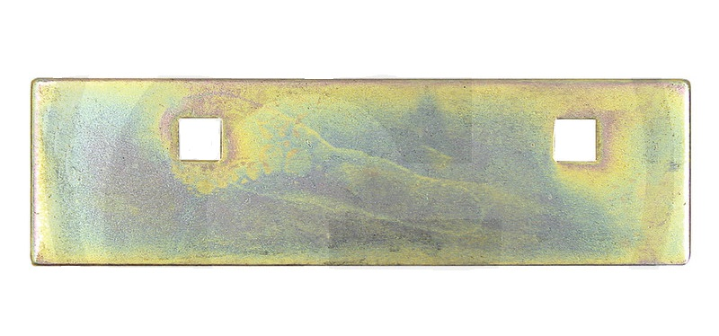 Nárazová deska vhodná pro Vicon/PZ CM 185, 211, 212, 265F, 270F bubnové sekačky