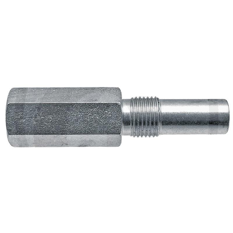 Zarážka pístu kovová M14 pro motorové pily, křovinořezy, sekačky