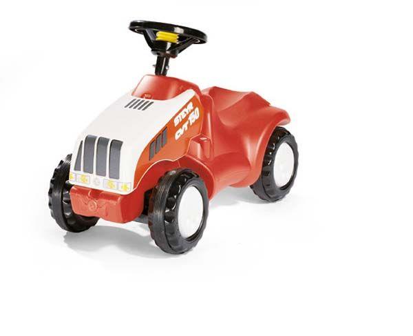 Rolly Toys – odstrkovací traktor Steyr CTV150 modelová řada Rolly Minitrac