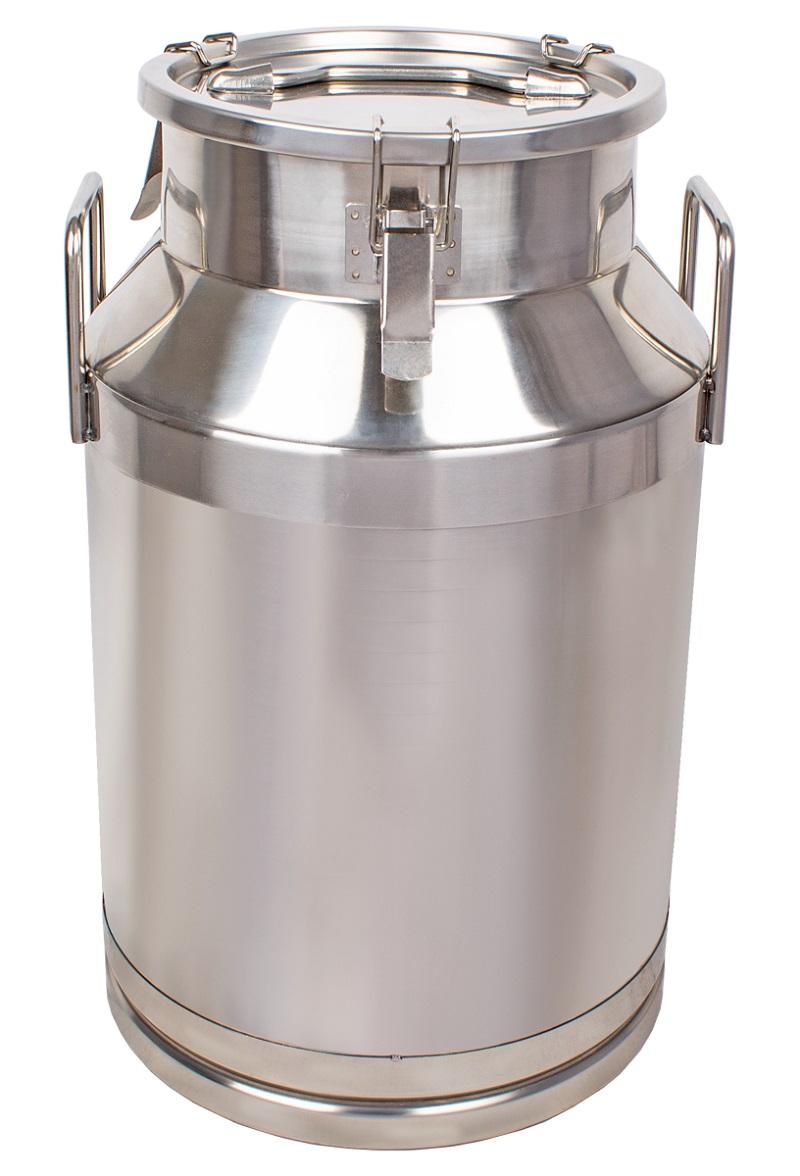 Nerezová konev na mléko BEEKETAL BMK 40 l včetně víka