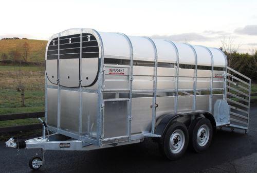 Přepravník hospodářských zvířat Nugent LS146 SMALL