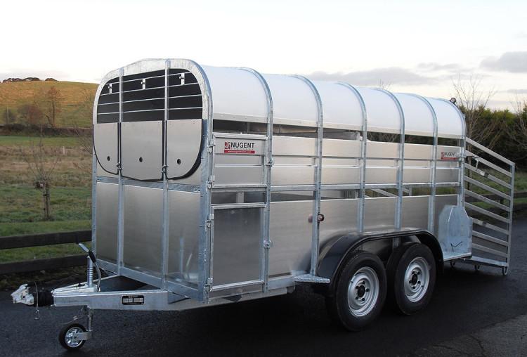 Přepravník hospodářských zvířat Nugent LS106