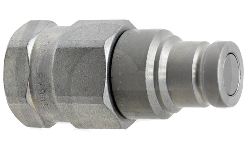 Hydraulická rychlospojka plochý samec Faster série FFH04 14GAS M