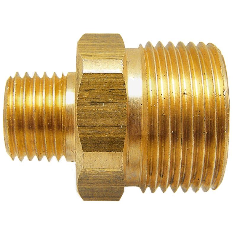 Hadicový adaptér vysokotlakých hadic 1/4″ vnější závit, M22 x 1,5 vnější závit