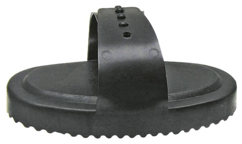 Hřbílko na koně plastové černé