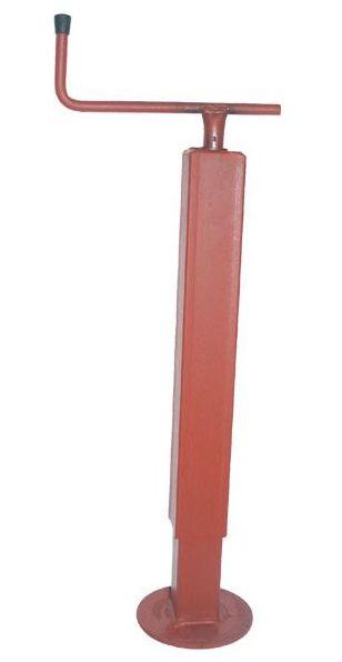 Opěrná noha pod návěs Simol nosnost 600 kg s vodorovnou klikou