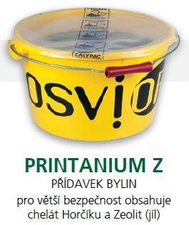 Minerální liz Star Bloc Osvior PRINTANIUM Z 20 kg pro jarní pastvu
