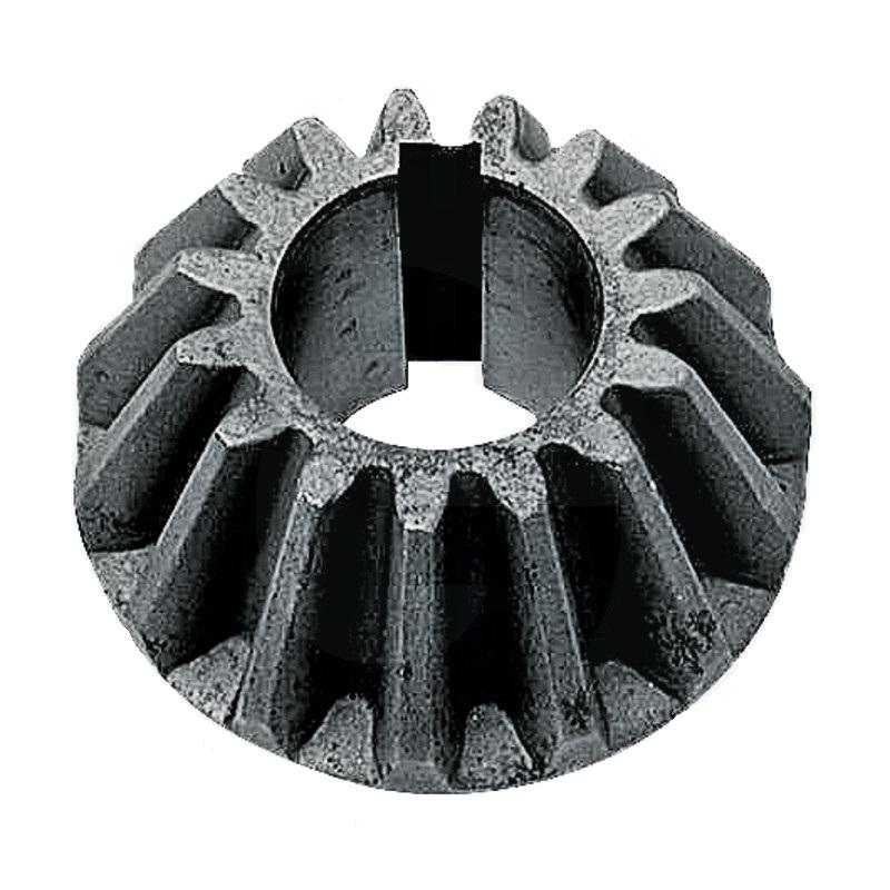 Kuželové ozubené kolo 15 zubů na obraceč sena Fella TH 4, 40, 380, 440, 460, 520, 660, 700