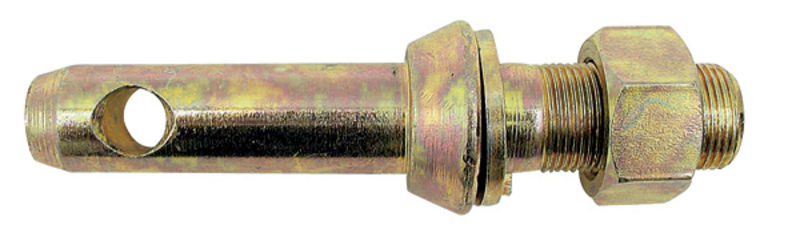 Kolík kat. 1 pro spodní závěs třetího bodu délka 140 mm závit M22 x 1,5