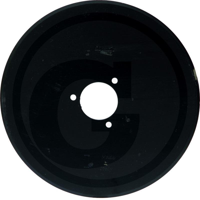Řezný kotouč vhodný pro kejdovače Slootsmid průměr 300/57 mm tloušťka 3 mm