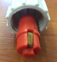 Pružná násada k poháněčům Magic Shock staré provedení 64 cm - použitá