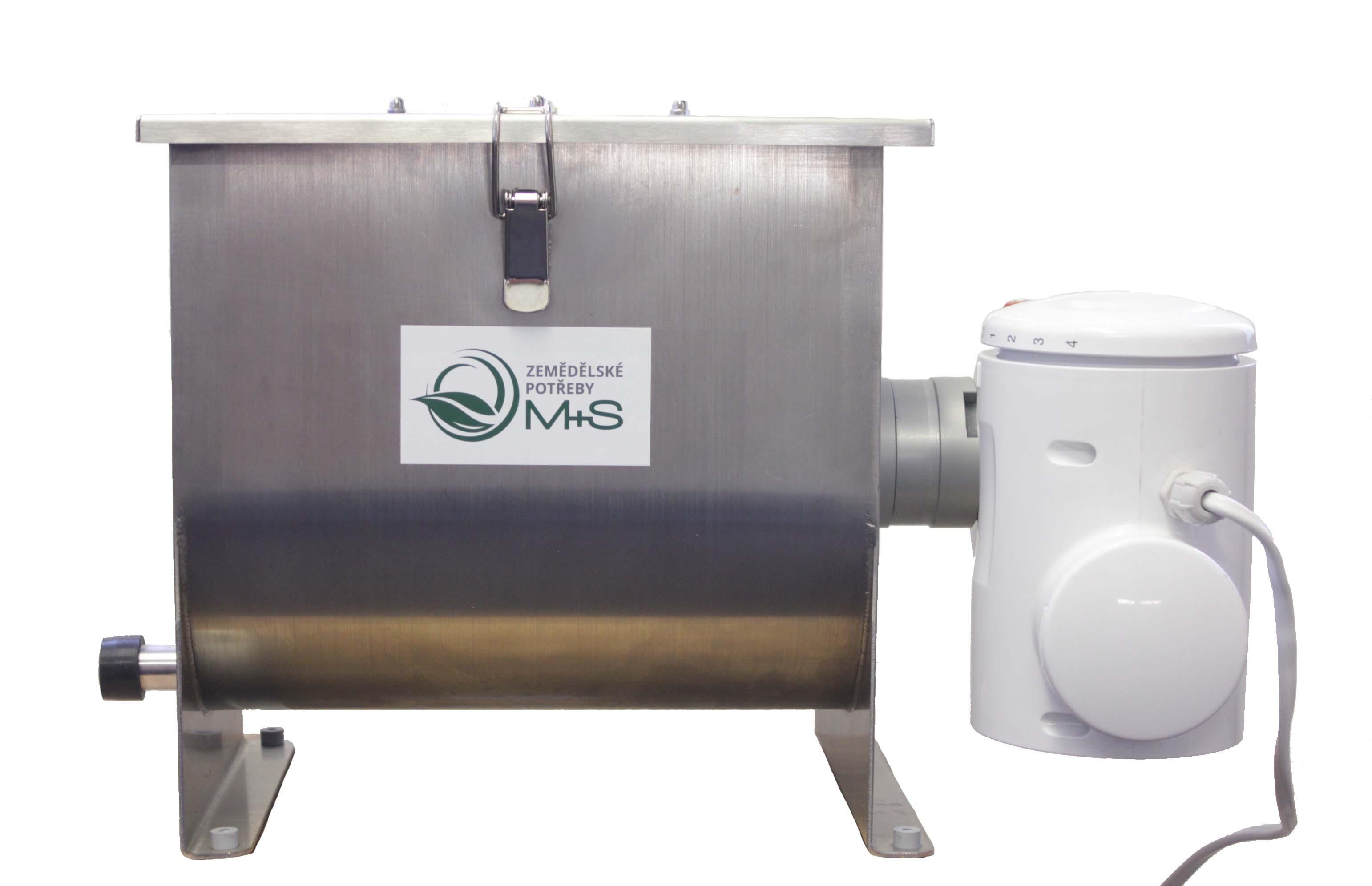 Máselnice na výrobu másla MSM10 elektrická