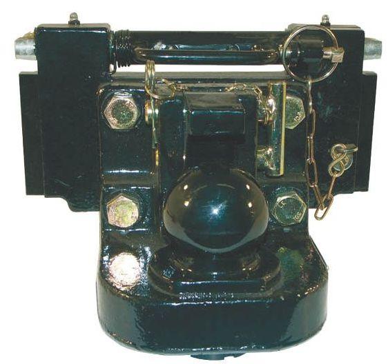 Kulový závěs K80 Sauermann 320 mm vhodný pro Case-IH, Deutz, New Holland, Steyr