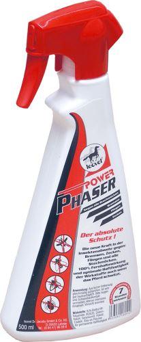 Repelent LEOVET Power Phaser sprej pro koně 500 ml