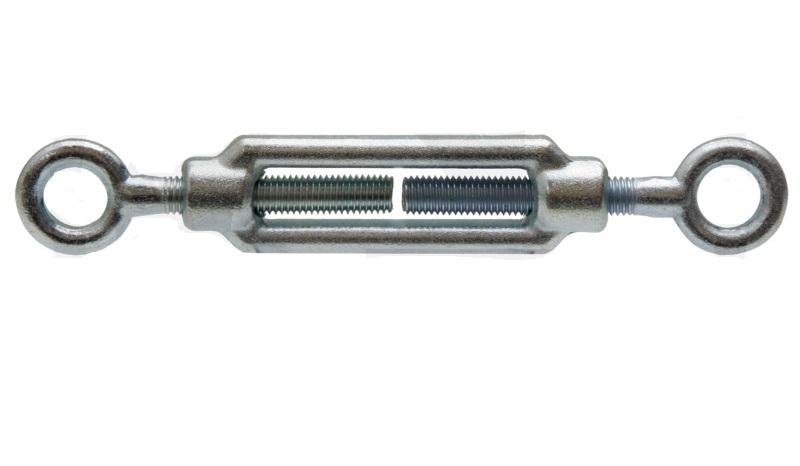 Napínák lanový a řetězový DIN 1480 oko + oko