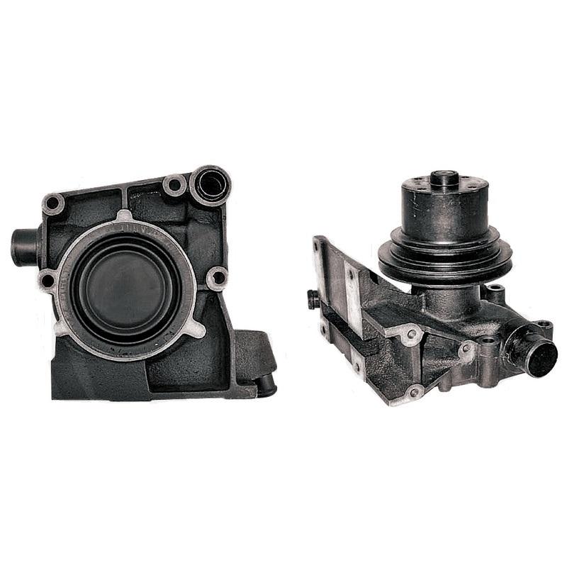 Vodní čerpadlo s těsněním a dvojitou řemenicí průměr 110/154 mm vhodné pro Steyr