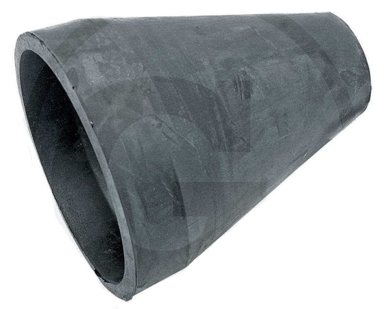 Gumová tryska průměr 133 mm bez lemu pro rozstřikovače kejdy Exakt pro fekální vozy