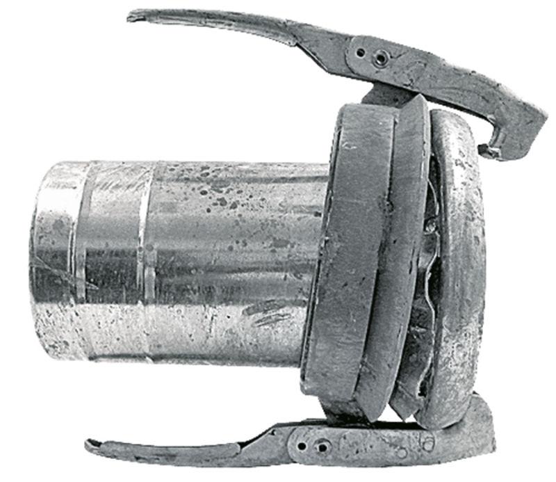 Perrot díl samice 4″ spojky pro fekální vozy rychlospojka s hadicovým nátrubkem