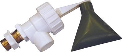 Náhradní plovákový ventil k hladinové napáječce PL Macro