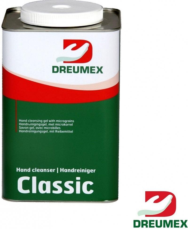 Dreumex Classic pasta na mytí rukou červená 4,5 l