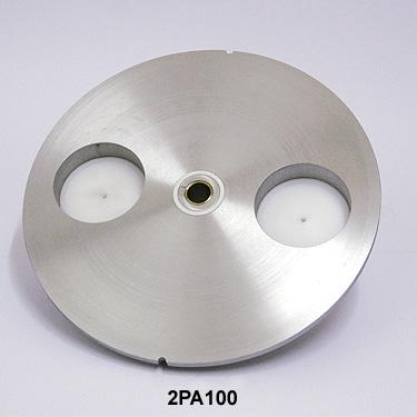 Forma na hamburgery o průměru 120 mm pro tvarovací stroje Mainca