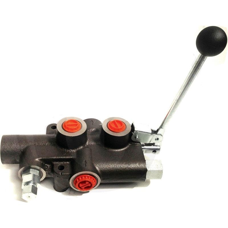 Hydraulický monoblokový ventil pro štípačku P81 1x DW A3 G