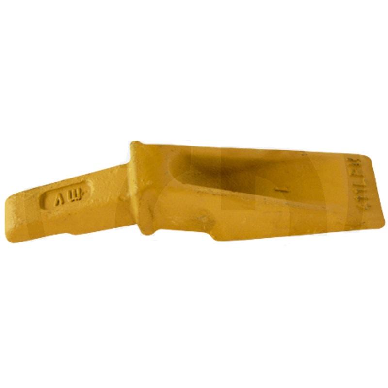 Zub Lehnhoff vhodný pro lopaty nakladačů a lžíce bagrů konstrukční velikost 411