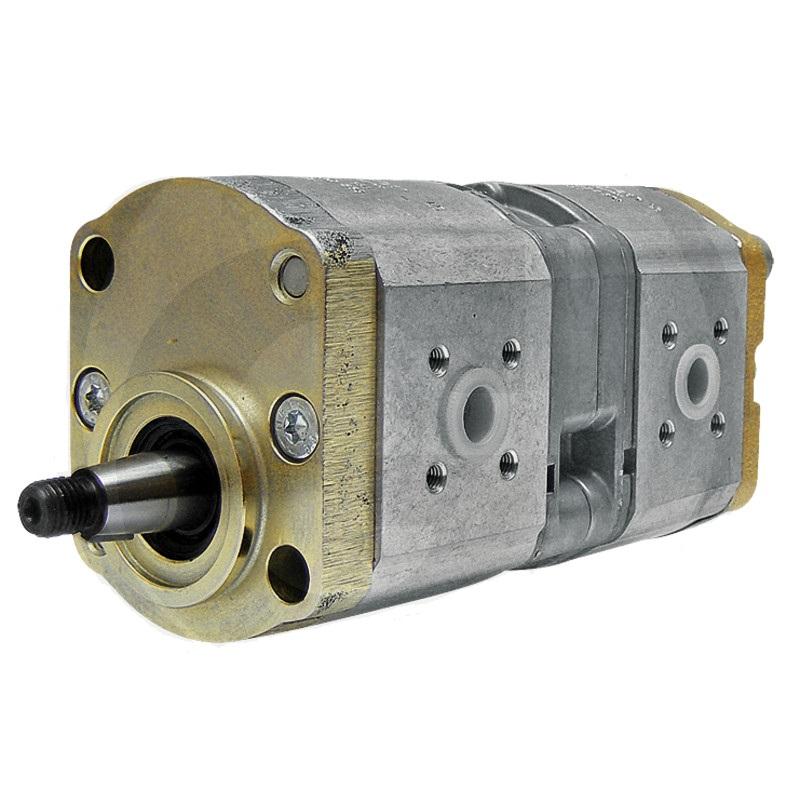 Dvojité hydraulické čerpadlo vhodné pro Deutz-Fahr, Fendt, Steyr výkon 16 + 11 cm3 / ot