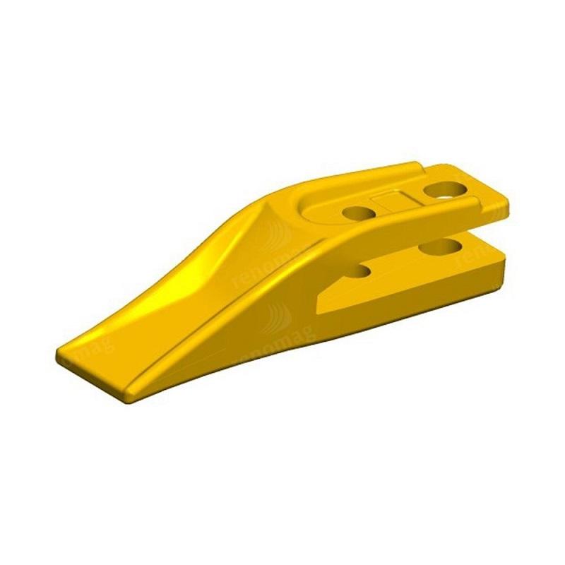 Šroubovací zub vidlicový pro hluboké lžíce minibagru řady ULTRALEICHT systém Lehnhoff