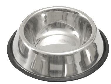 Nerezová miska na vodu a na krmivo pro psy 2800 ml