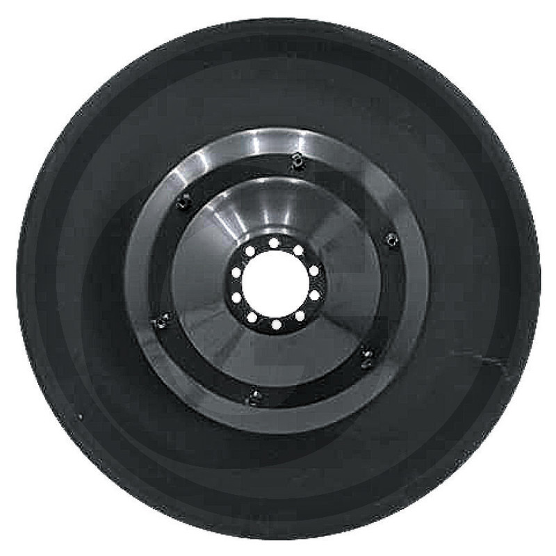 Kluzný talíř pro bubnové žací lišty Deutz-Fahr KM 3.90, Taarup a Vicon/PZ CM 210, 211