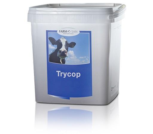 Farm-O-San TRYCOP 3,5 kg ke zvýšení imunity pro přežvýkavce telata, kůzlata, jehňata
