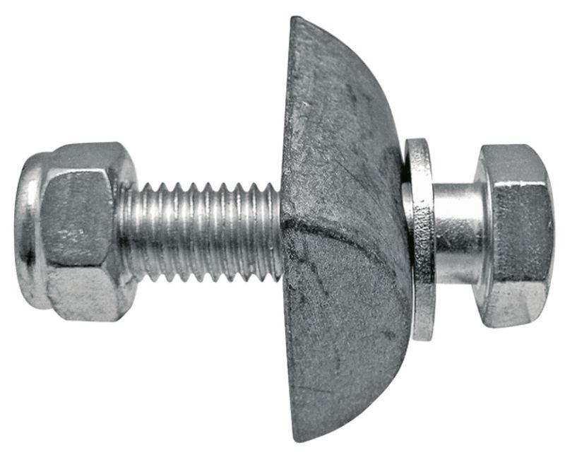 Upevnění pera na obraceč sena komplet (starý tvar do roku 1985) pro Deutz-Fahr KH 4 S, 20