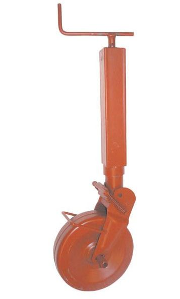 Opěrné kolo přívěsu Simol nosnost 1500 kg