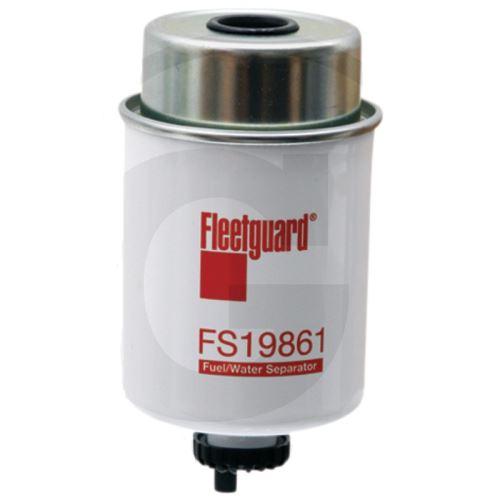 FLEETGUARD FS19861 palivový filtr vhodný pro Claas, John Deere, Renault