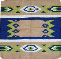 Westernová podsedlová deka na koně Texas Navajo