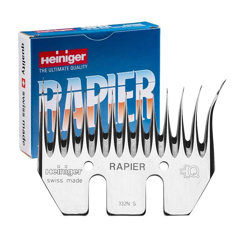 Heiniger RAPIER 7/86 spodní nůž na stříhání ovcí