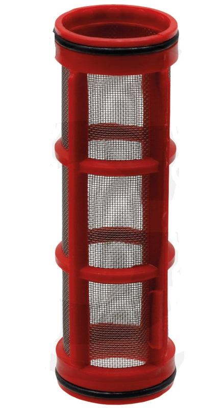 Filtrační vložka Arag do tlakového filtru pro postřikovače červená